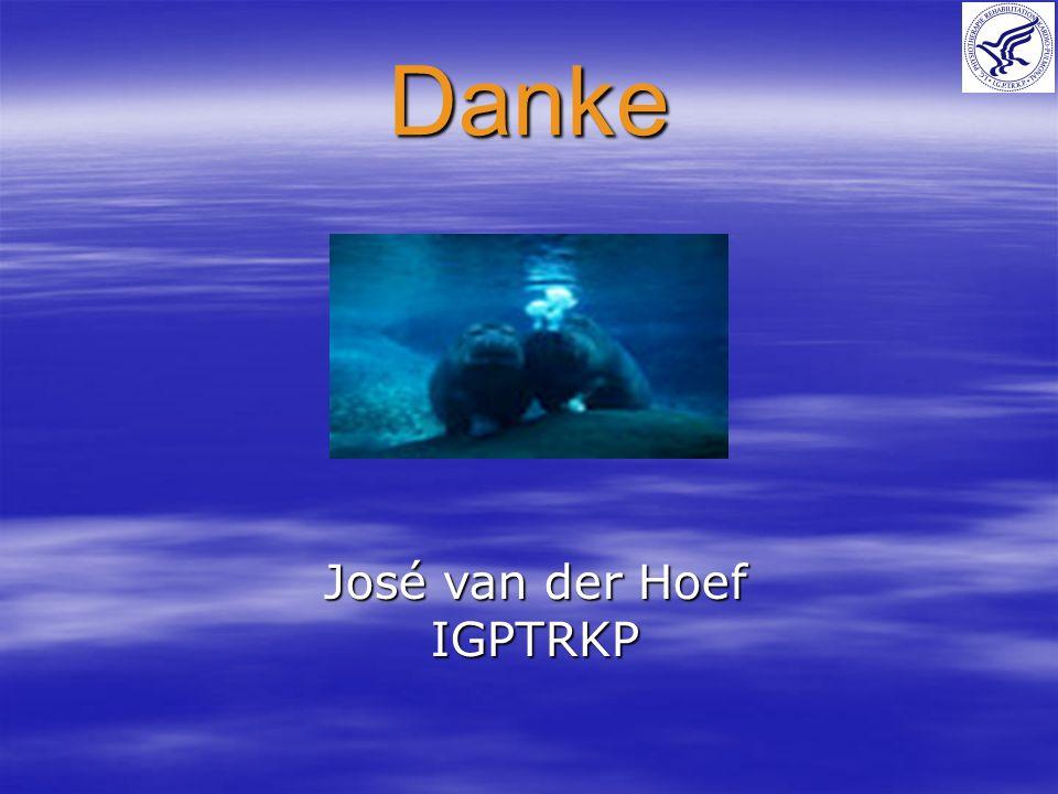 Danke José van der Hoef IGPTRKP