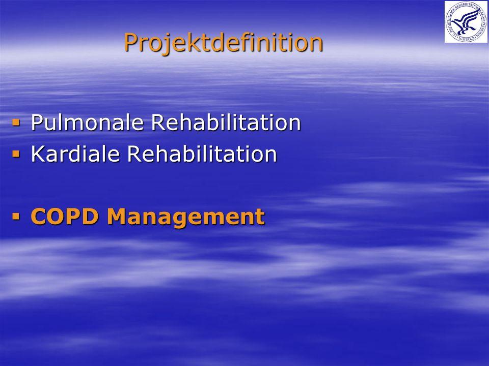 Pulmonale Rehabilitation Kardiale Rehabilitation COPD Management