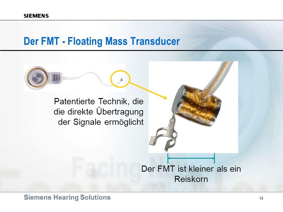 Der FMT - Floating Mass Transducer