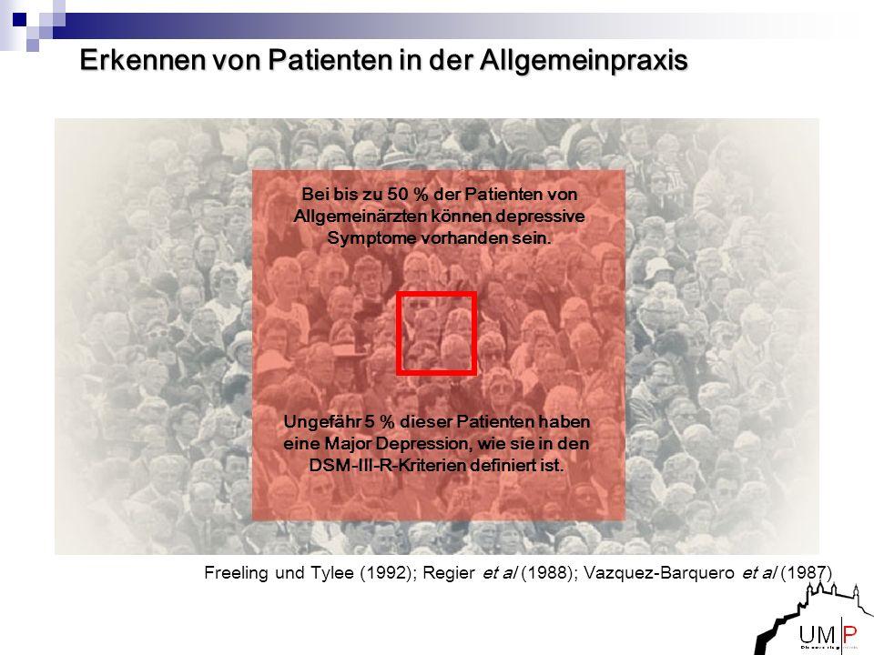 Erkennen von Patienten in der Allgemeinpraxis