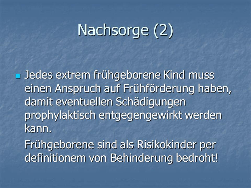 Nachsorge (2)