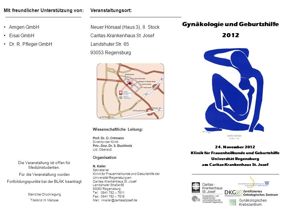 Gynäkologie und Geburtshilfe 2012