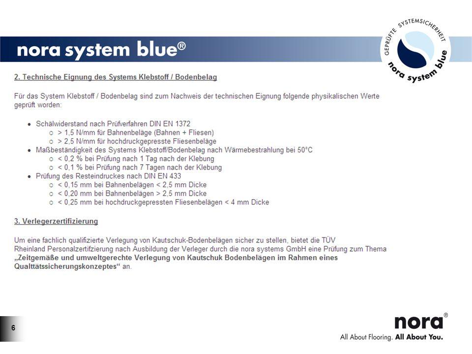 Sicherheit mit System Die Systembausteine