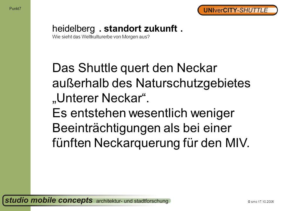 Punkt7 heidelberg . standort zukunft . Wie sieht das Weltkulturerbe von Morgen aus