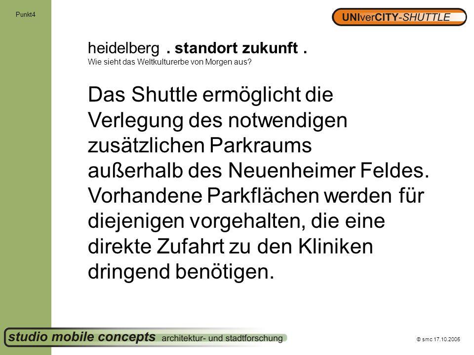 Punkt4 heidelberg . standort zukunft . Wie sieht das Weltkulturerbe von Morgen aus