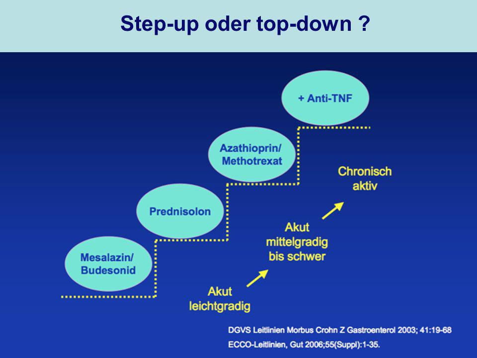 Step-up oder top-down