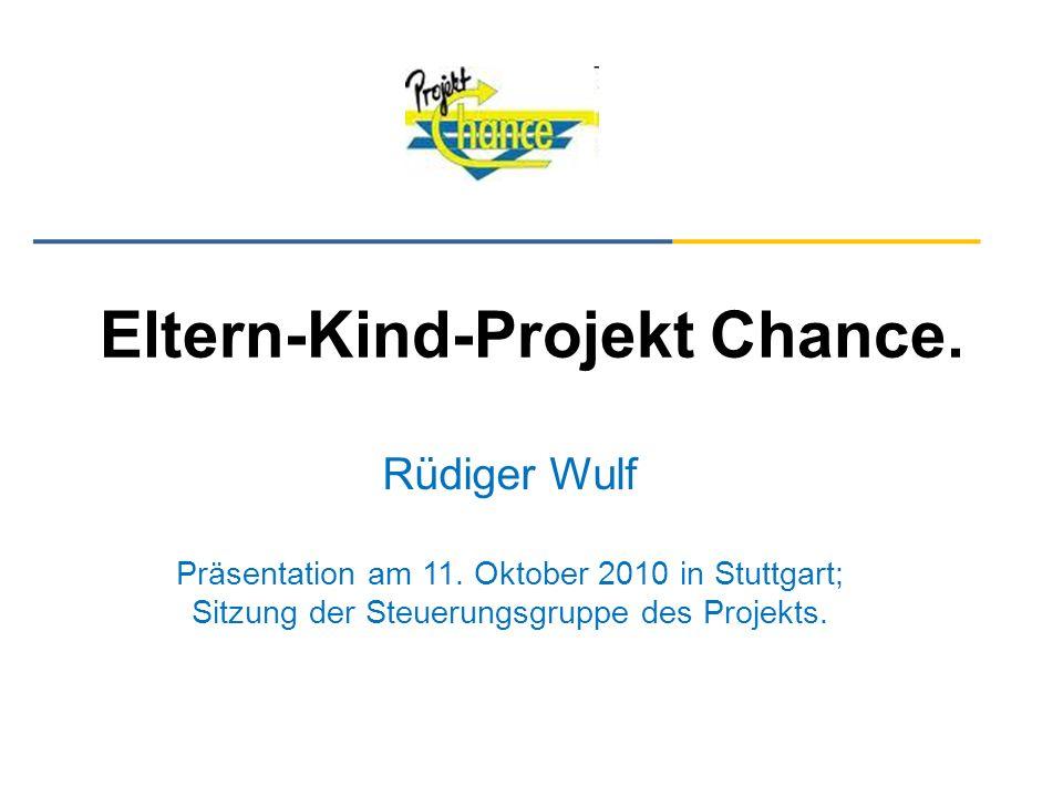 Eltern-Kind-Projekt Chance.