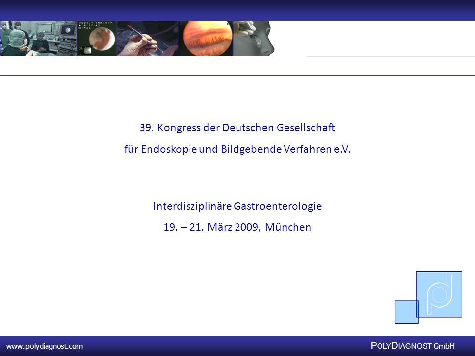 39. Kongress der Deutschen Gesellschaft