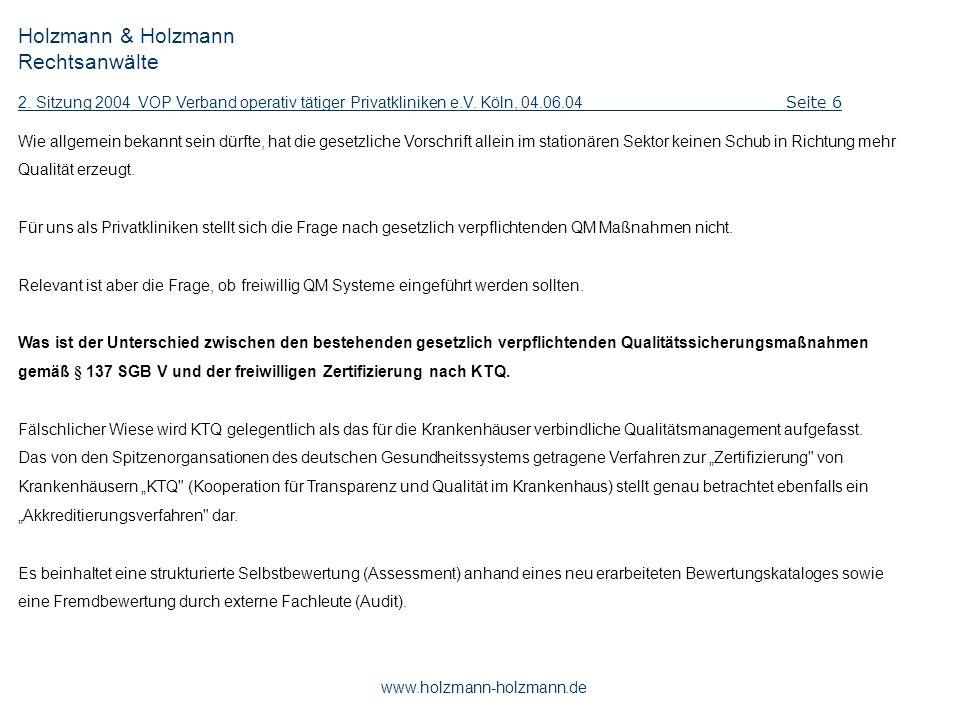 Holzmann & Holzmann Rechtsanwälte