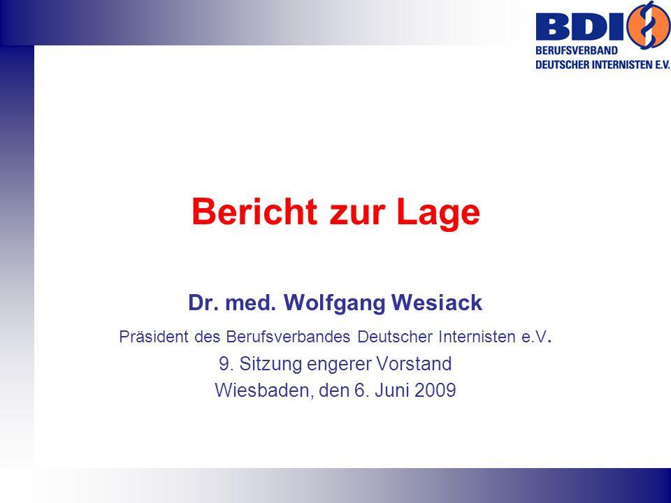 Dr. med. Wolfgang Wesiack