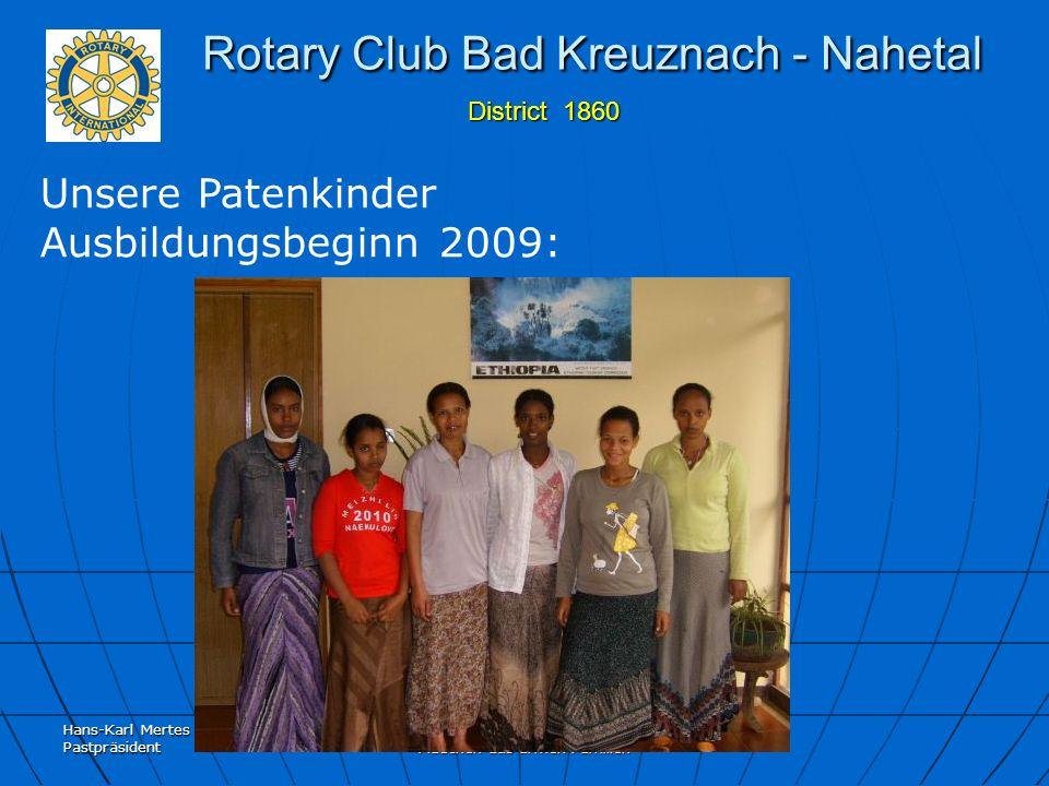 Rotary Club Bad Kreuznach - Nahetal District 1860