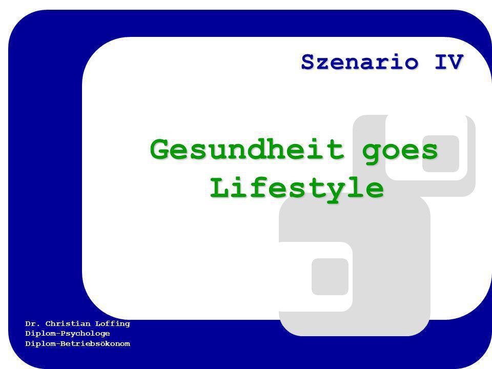 Gesundheit goes Lifestyle