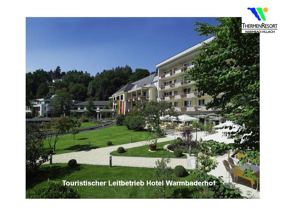 Touristischer Leitbetrieb Hotel Warmbaderhof