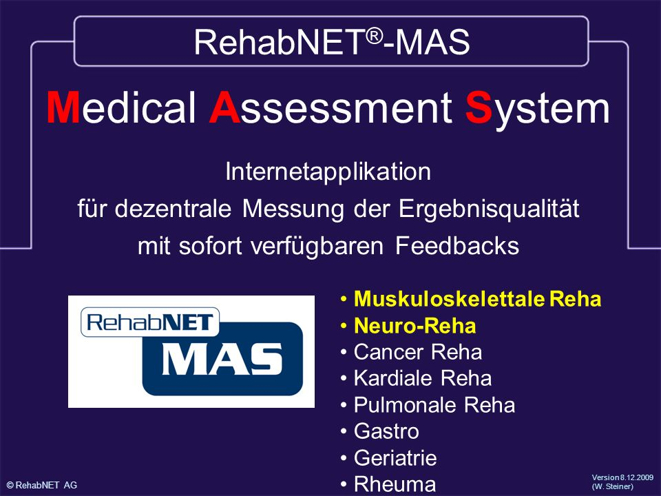 Medical Assessment System