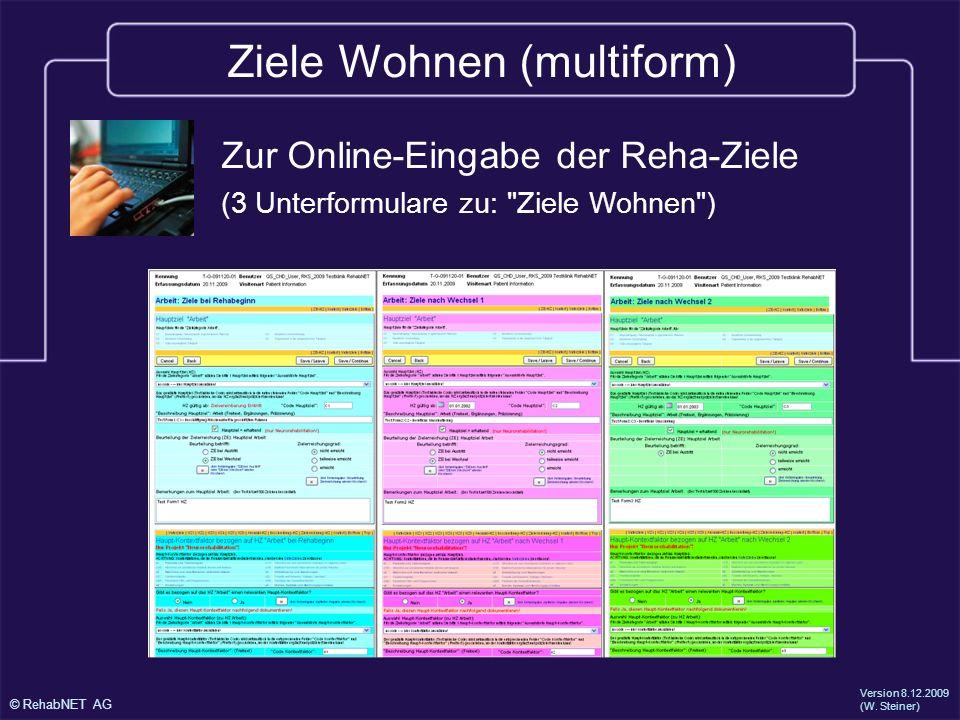Ziele Wohnen (multiform)