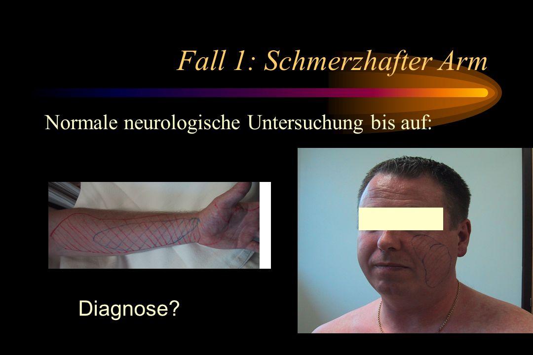 Fall 1: Schmerzhafter Arm