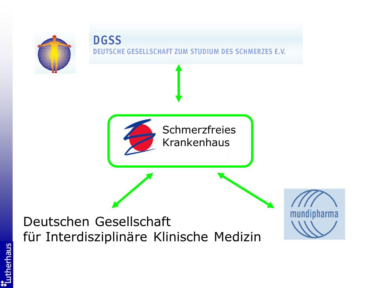 Deutschen Gesellschaft für Interdisziplinäre Klinische Medizin