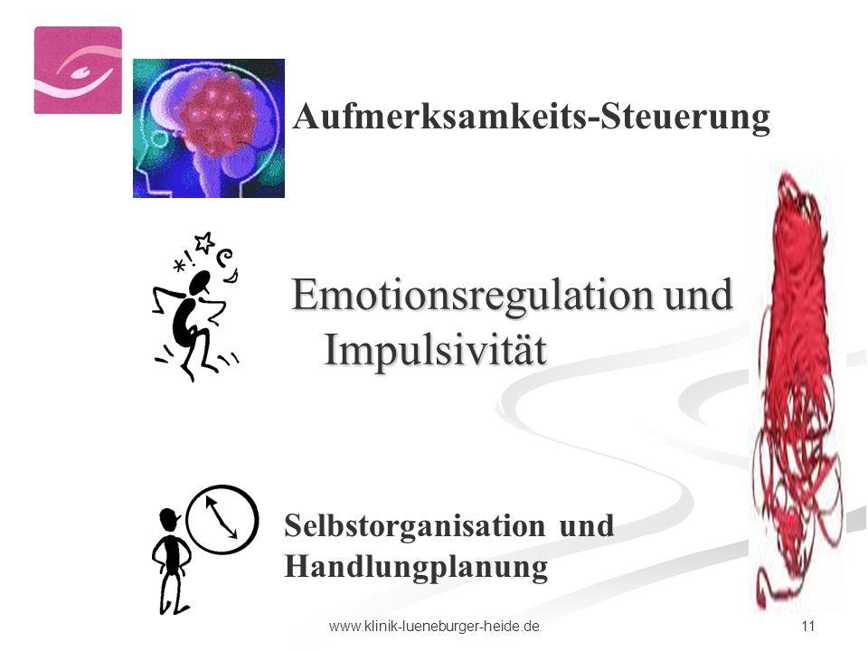 Emotionsregulation und Impulsivität