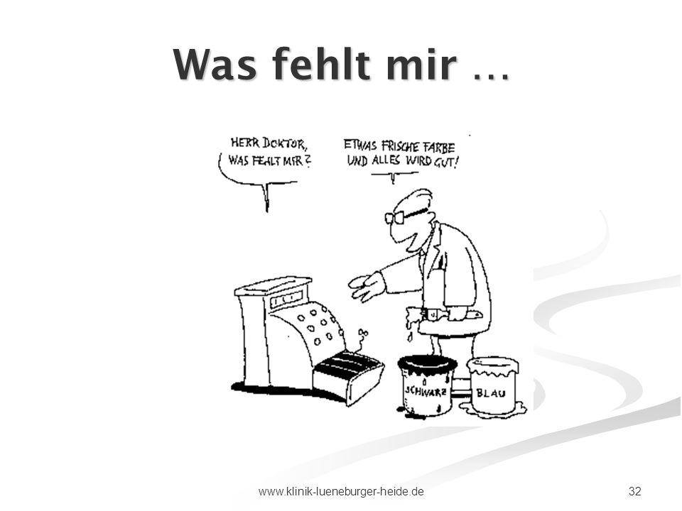 Was fehlt mir … www.klinik-lueneburger-heide.de