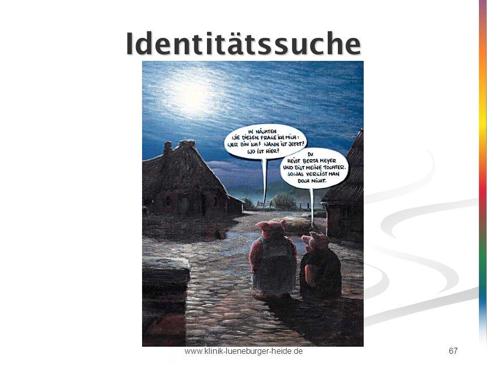 Identitätssuche www.klinik-lueneburger-heide.de