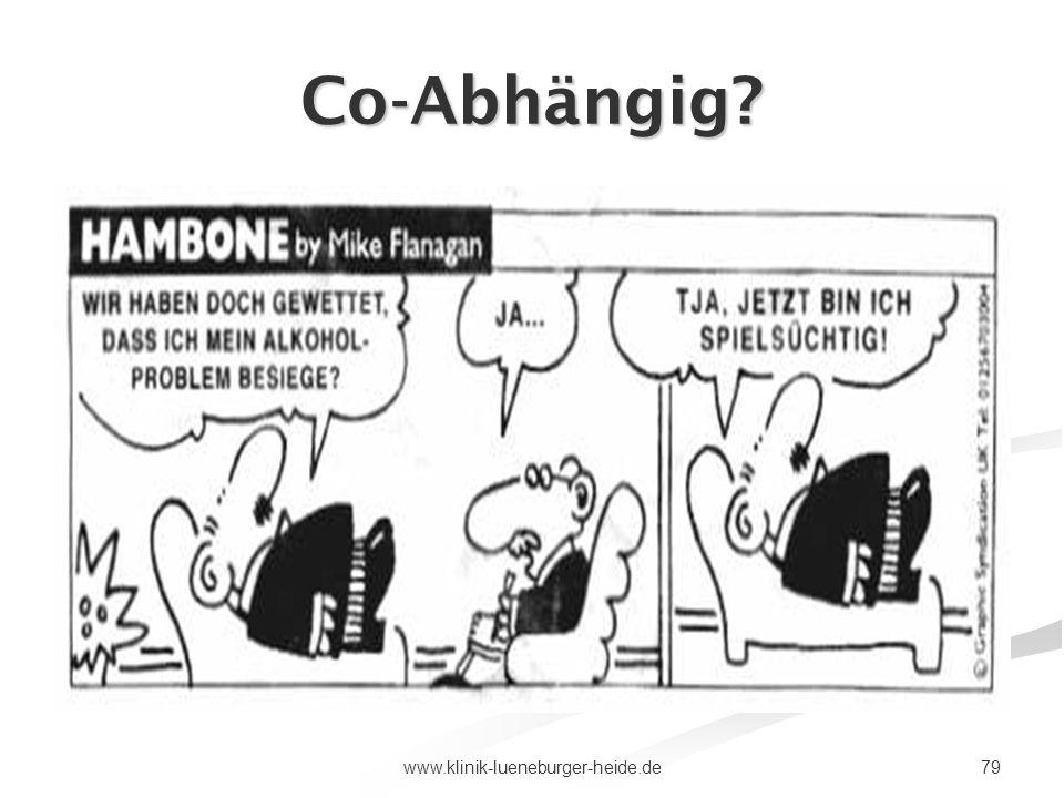 Co-Abhängig www.klinik-lueneburger-heide.de
