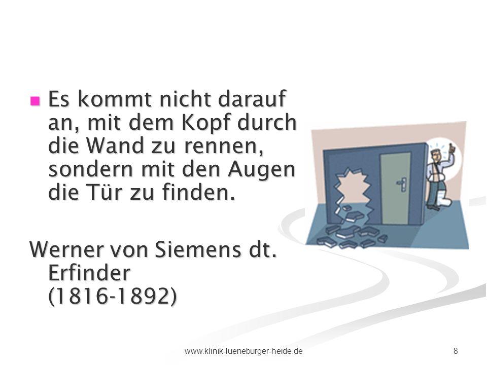 Werner von Siemens dt. Erfinder (1816-1892)