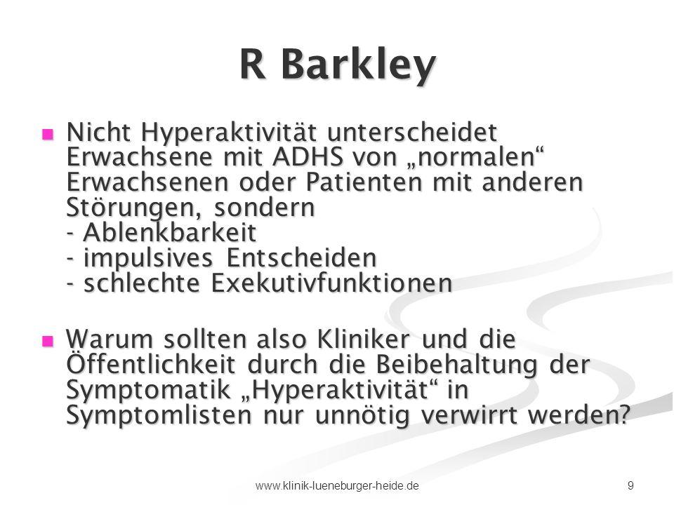 R Barkley