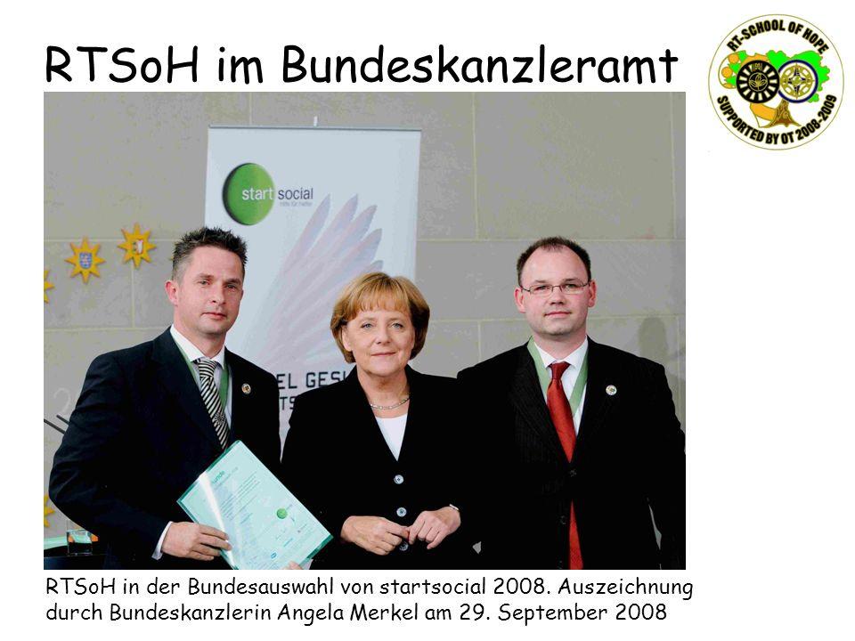 RTSoH im Bundeskanzleramt