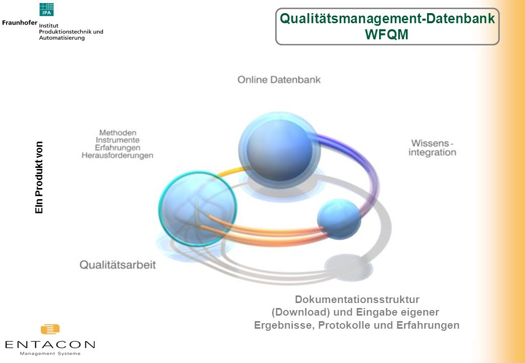 Qualitätsmanagement-Datenbank