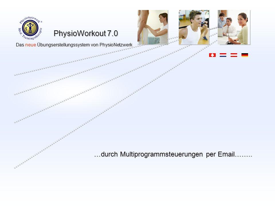 …durch Multiprogrammsteuerungen per Email……..