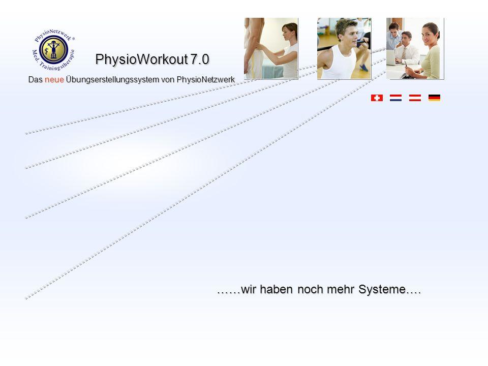 ……wir haben noch mehr Systeme….