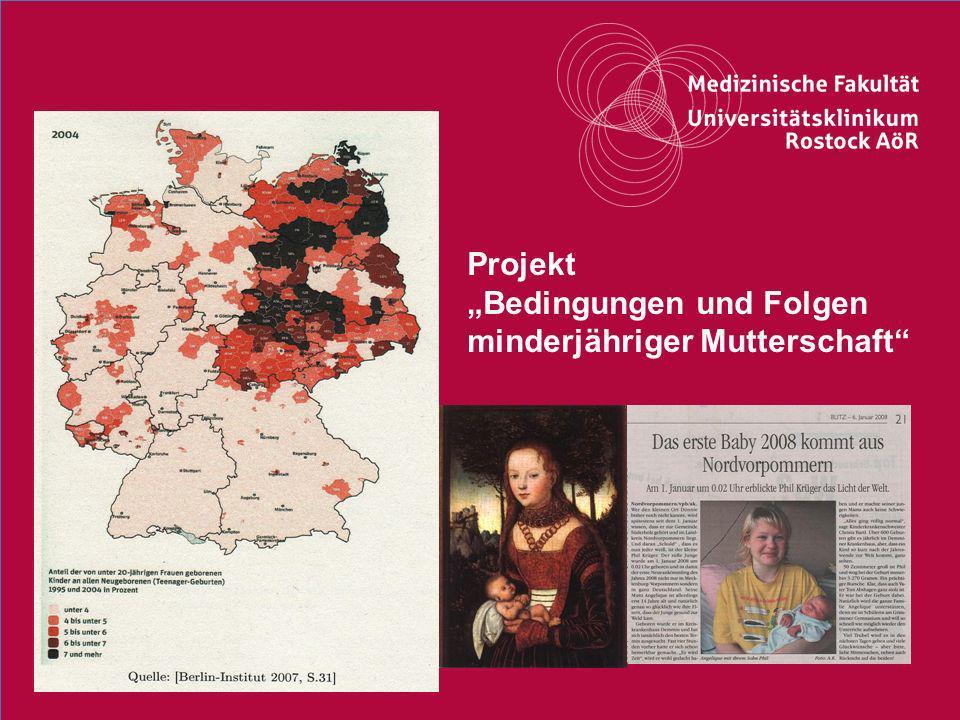 """Projekt """"Bedingungen und Folgen"""