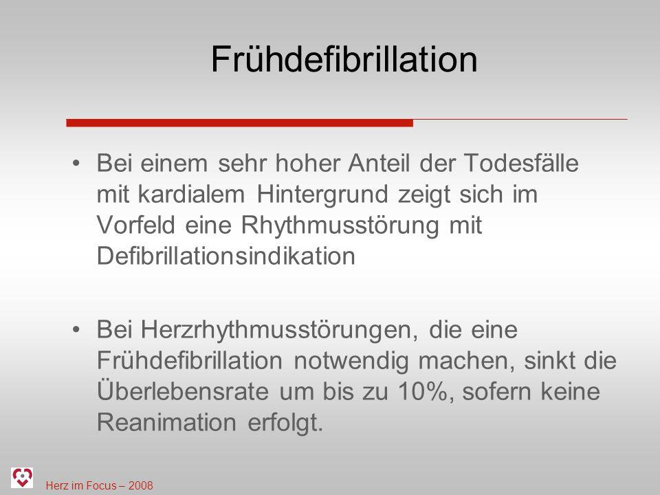 Frühdefibrillation