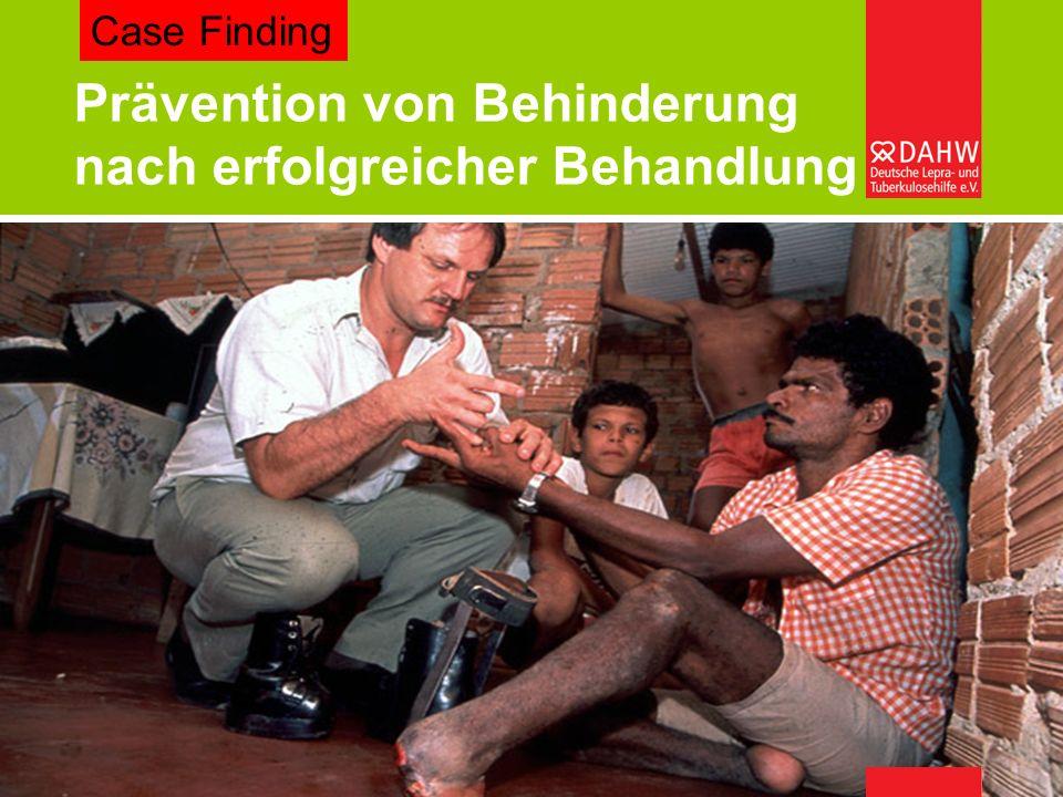 Prävention von Behinderung nach erfolgreicher Behandlung