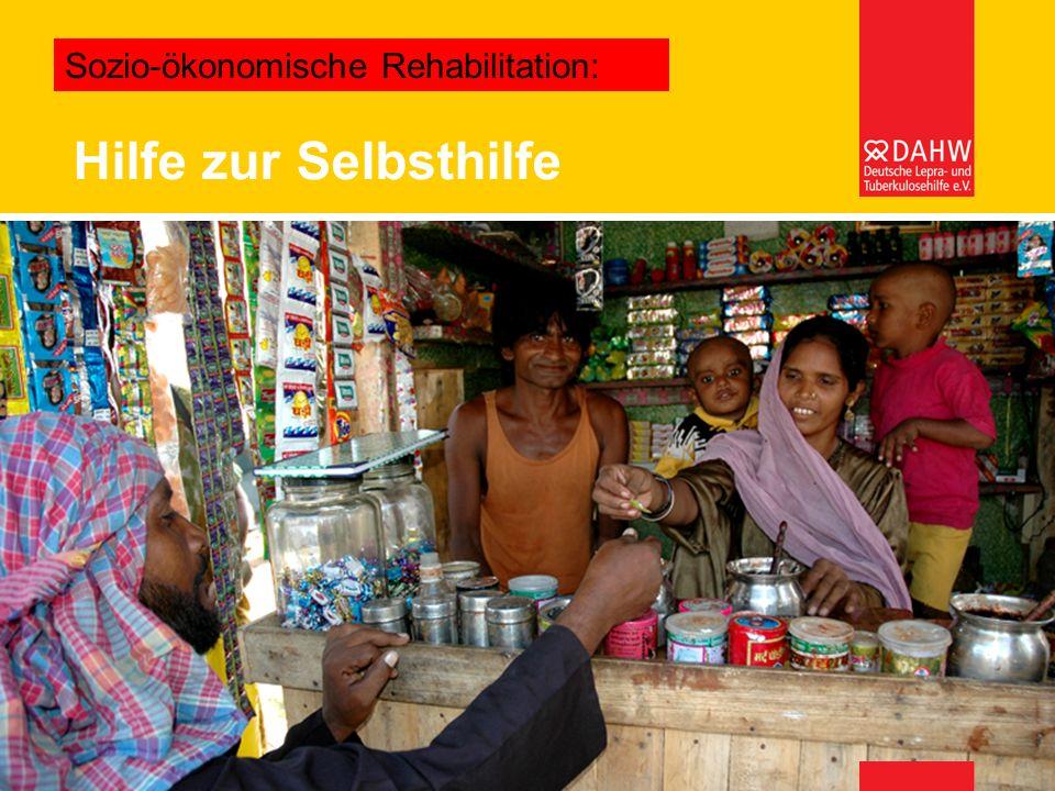Sozio-ökonomische Rehabilitation: