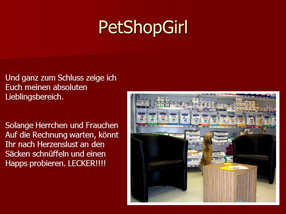 PetShopGirl Und ganz zum Schluss zeige ich Euch meinen absoluten