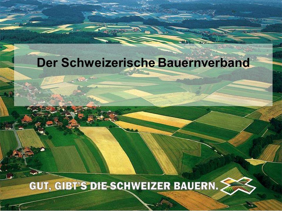 Der Schweizerische Bauernverband