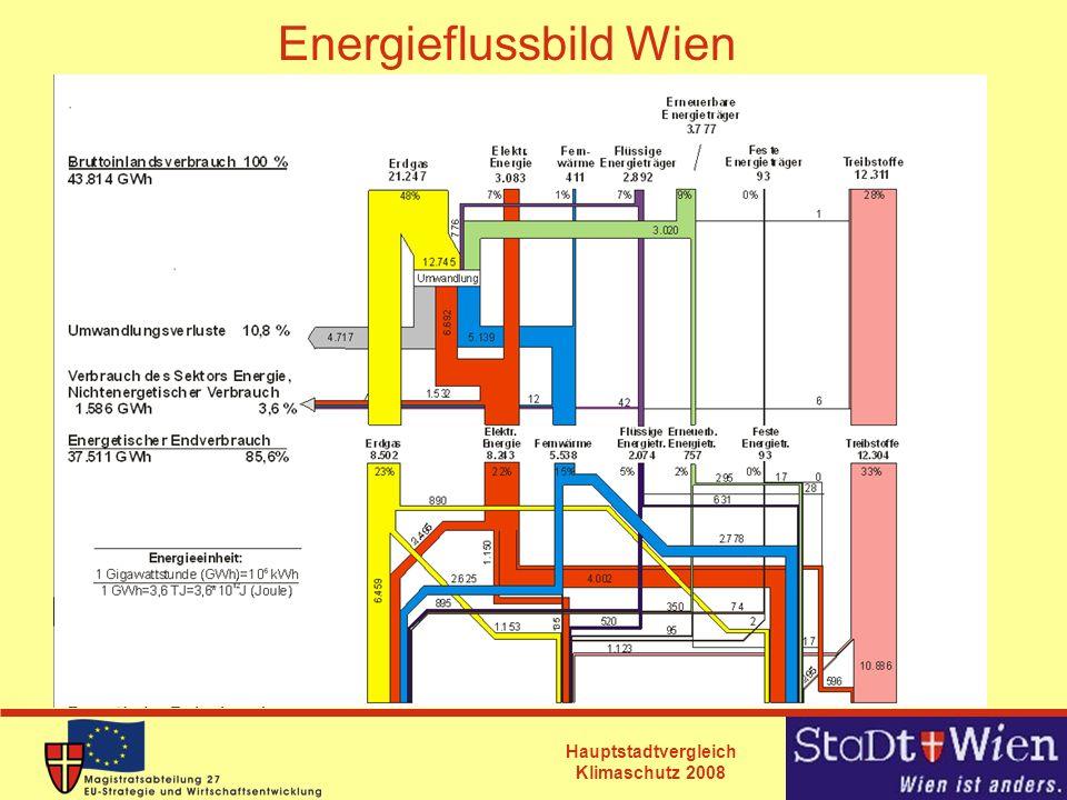 Energieflussbild Wien