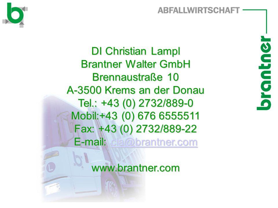 E-mail: cla@brantner.com