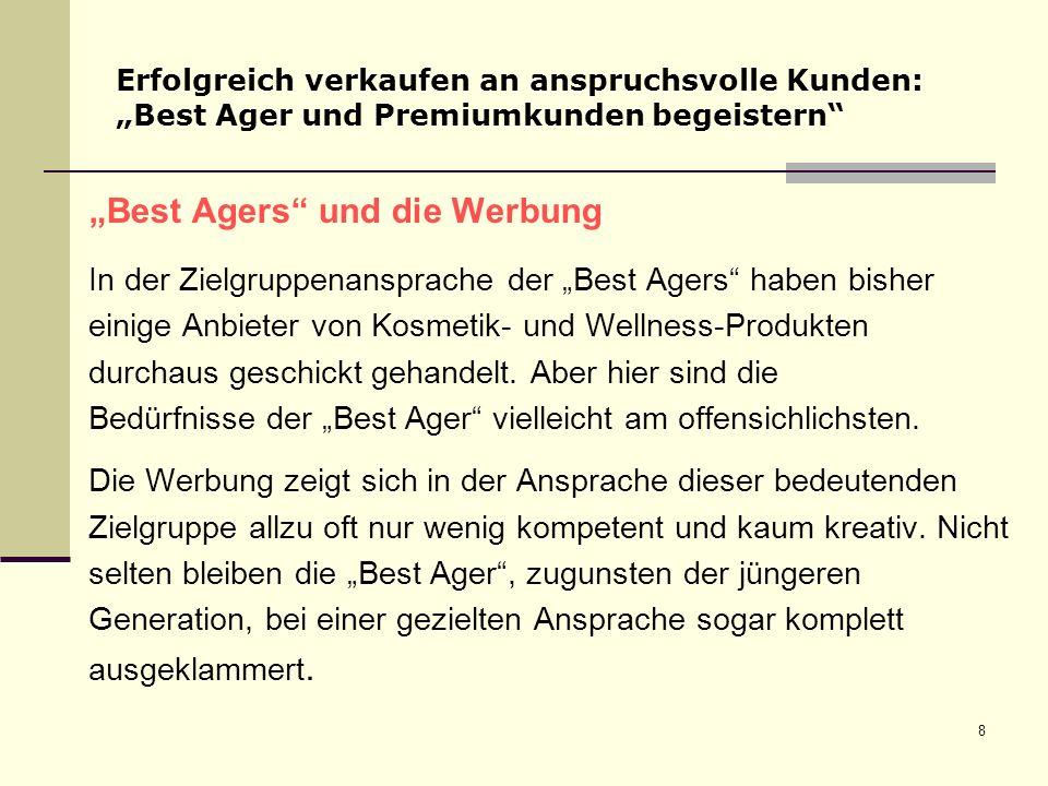"""""""Best Agers und die Werbung"""