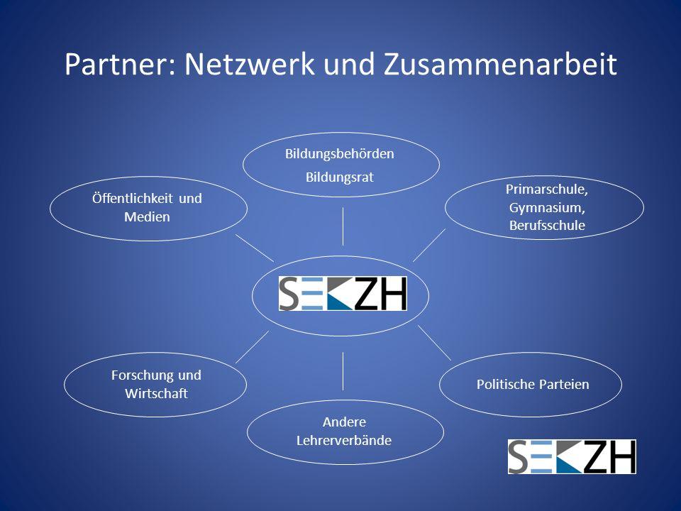 Partner: Netzwerk und Zusammenarbeit