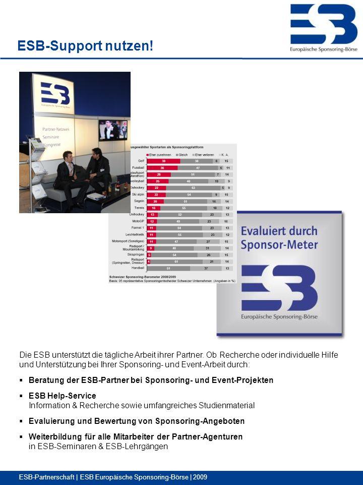ESB-Support nutzen!
