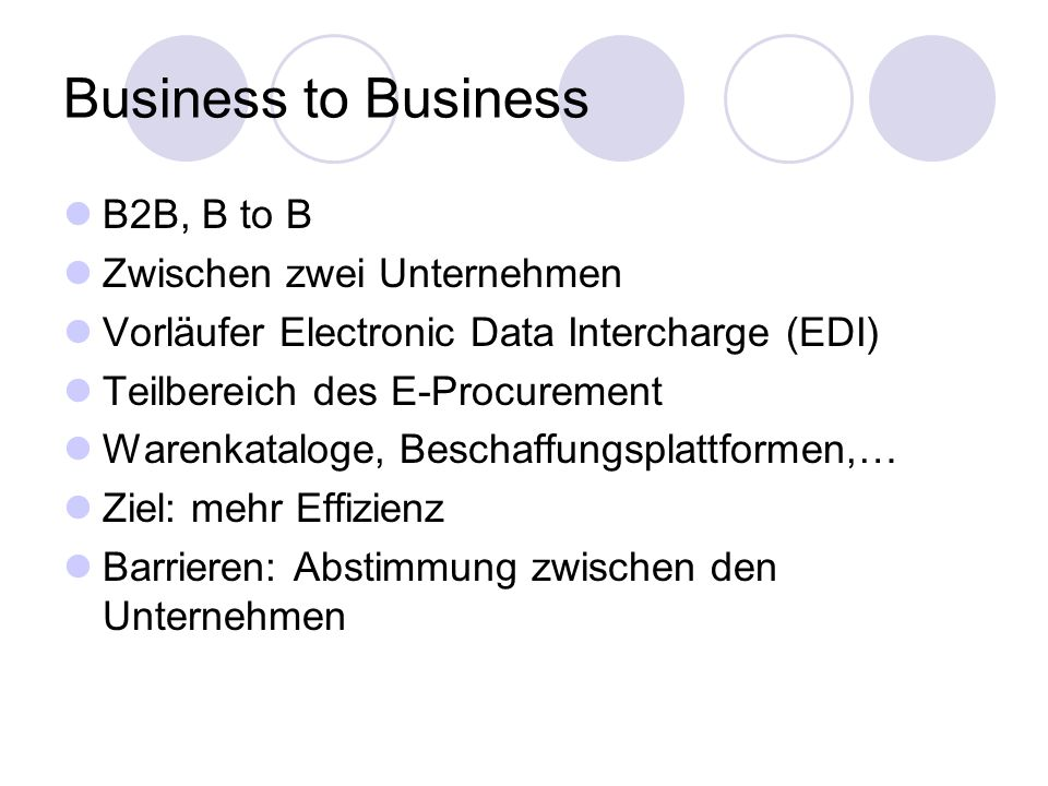 Business to Business B2B, B to B Zwischen zwei Unternehmen