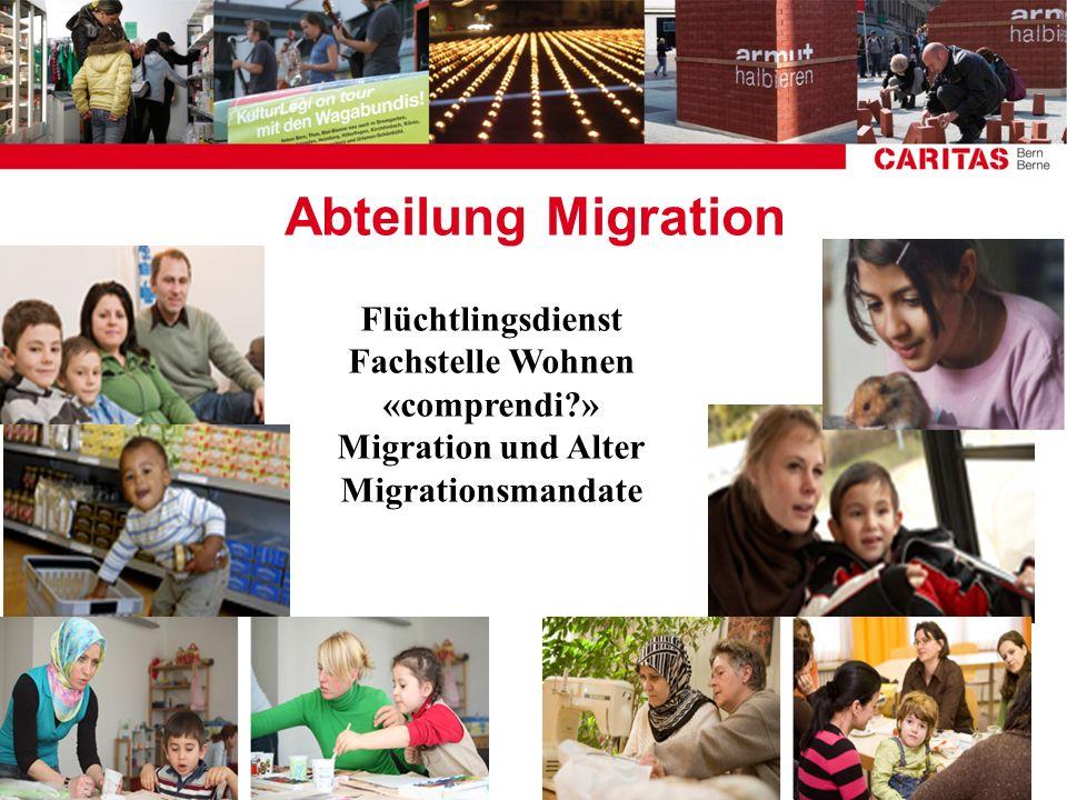 Flüchtlingsdienst Fachstelle Wohnen