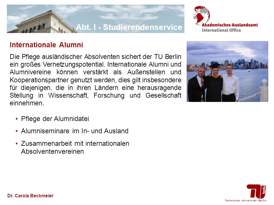 Internationale Alumni
