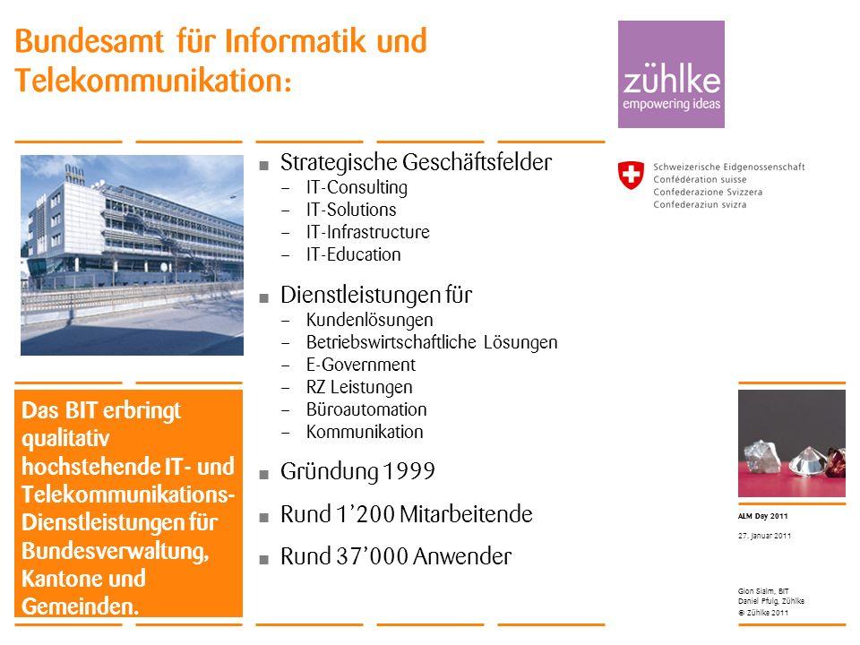 Bundesamt für Informatik und Telekommunikation: