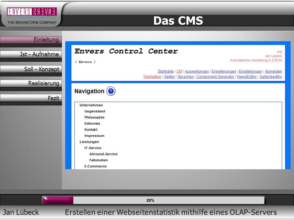 Eigenes CMS Flexcove 3 Modularer Aufbau Serverseitiges Sessionsystem