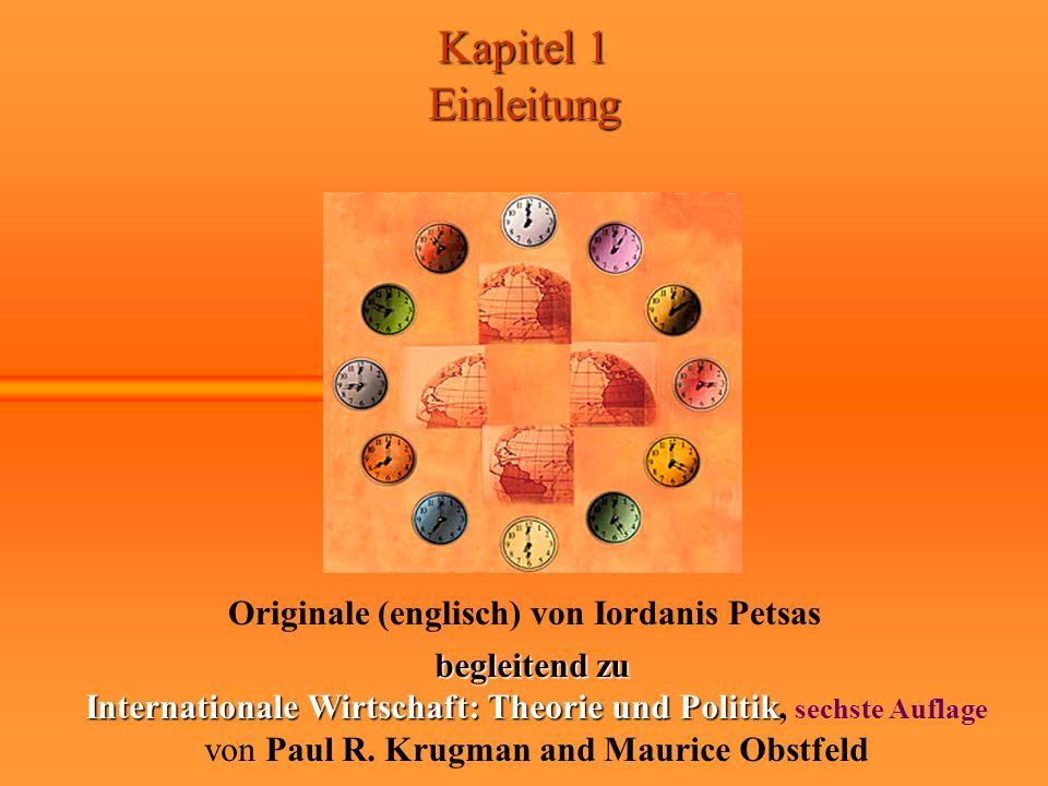 Kapitel 1 Einleitung Originale (englisch) von Iordanis Petsas