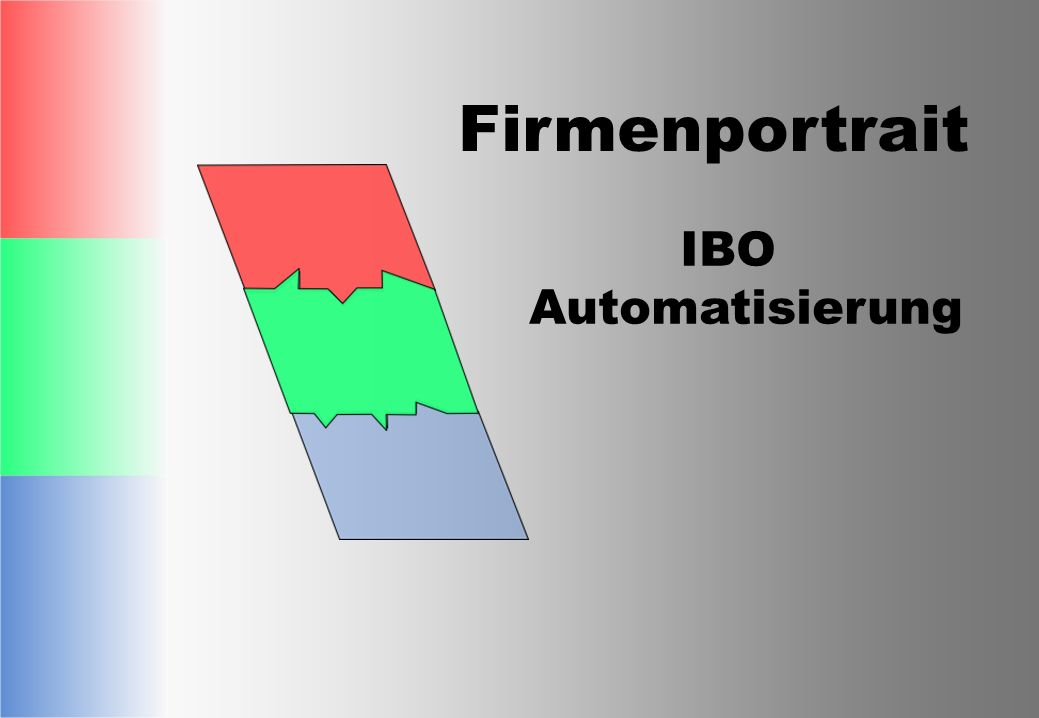 Firmenportrait IBO Automatisierung