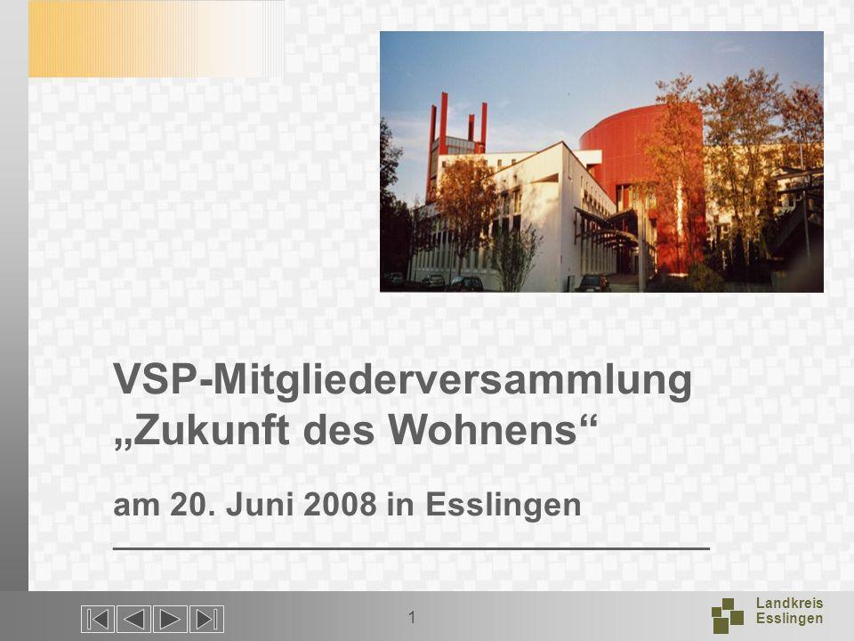 VSP-Mitgliederversammlung